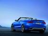Audi RS5 Cabrio Tre Quarti Posteriore