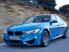BMW M3 Berlina Tre Quarti Strada