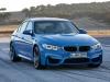 BMW M3 Berlina Tre Quarti