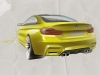 bmw-m4-coupe-sketch-tre-quarti-posteriore