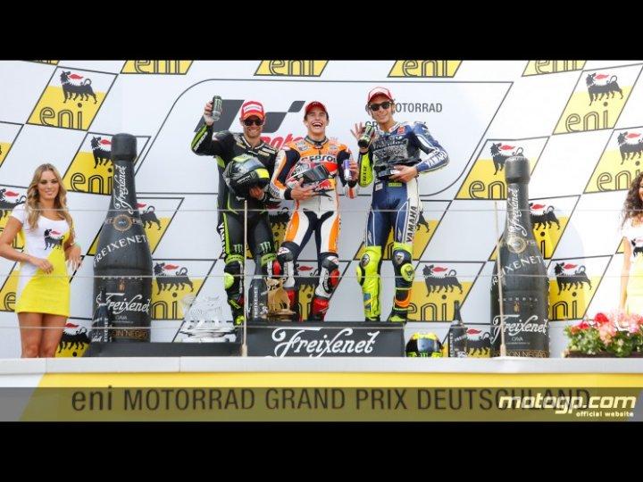 motogp-2013-sachsenring-podio