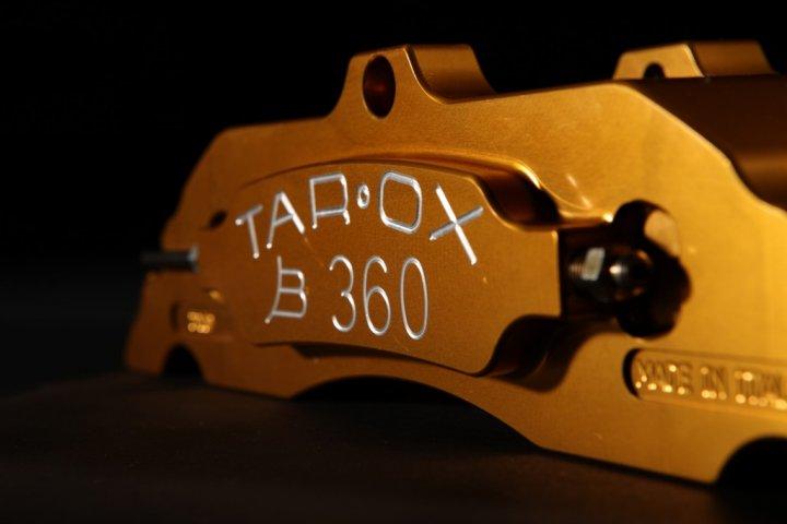tarox-b360-10-gold