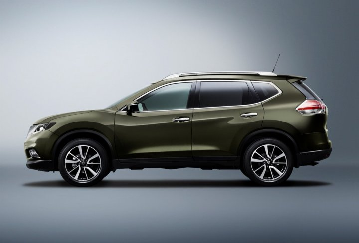 nissan-x-trail-laterale