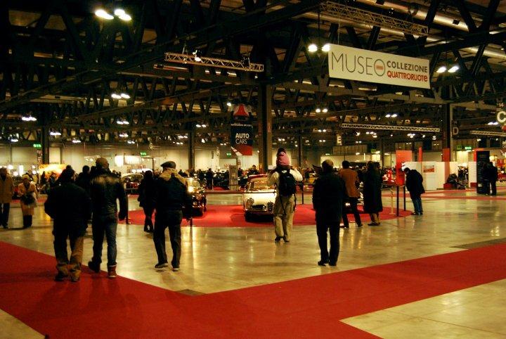 Milano-Autoclassica-Ingresso