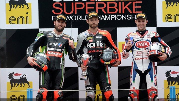 superbike-2014-assen-gara-1-podio