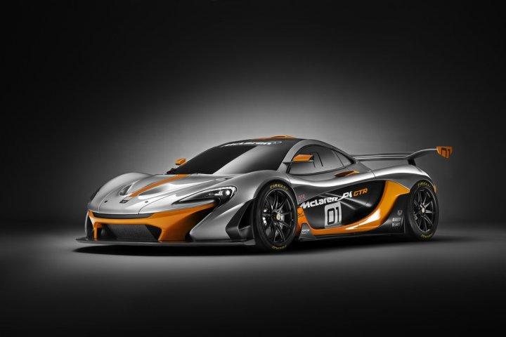 McLaren-P1-GTR-Tre-Quarti-Anteriore
