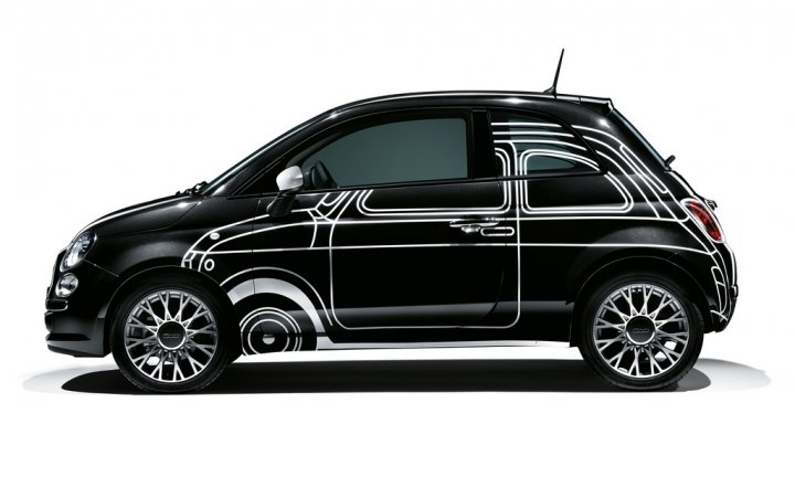 Fiat-500-Ron-Arad-Edition