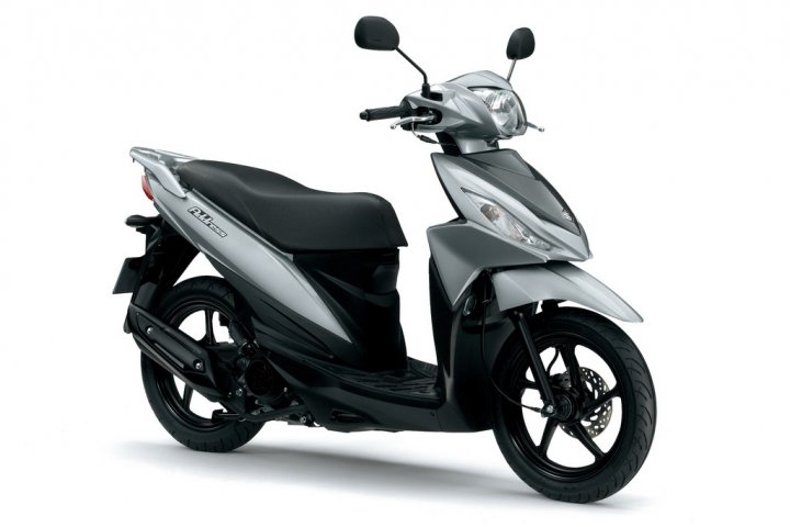 Suzuki-Address-110