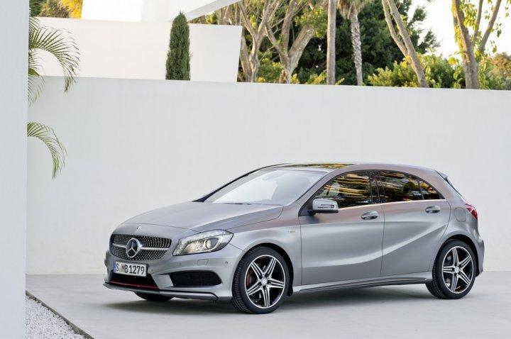 Mercedes-Nuova-Classe-A-Lato