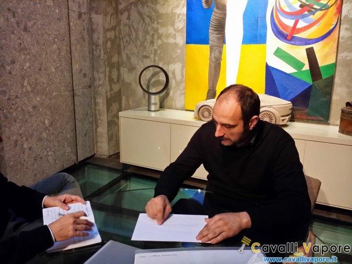 Giacchino-Acampora-Castagna-Intervista