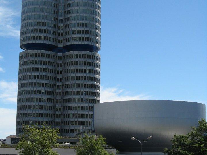 BMW-Museo-Struttura
