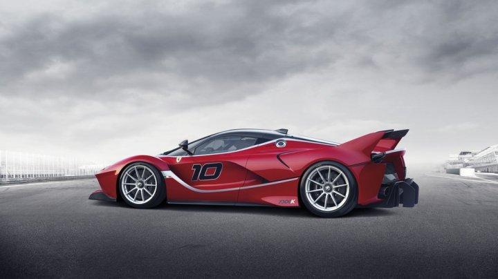 Ferrari-LaFerrari-FXX-K-Tre-Quarti-Posteriore