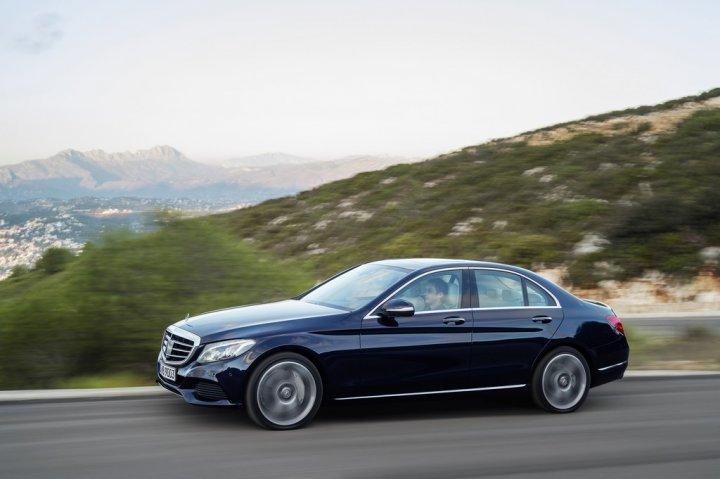 Mercedes-Benz-Classe-C