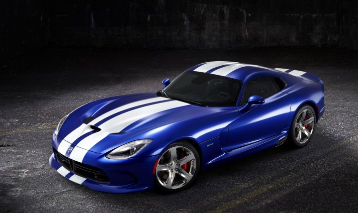 Viper SRT Launch Edition