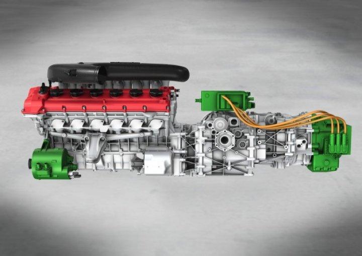 ferrari-nuova-enzo-motore-v12-hi-kers-struttura