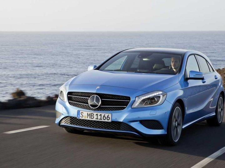 Mercedes-Nuova-Classe-A