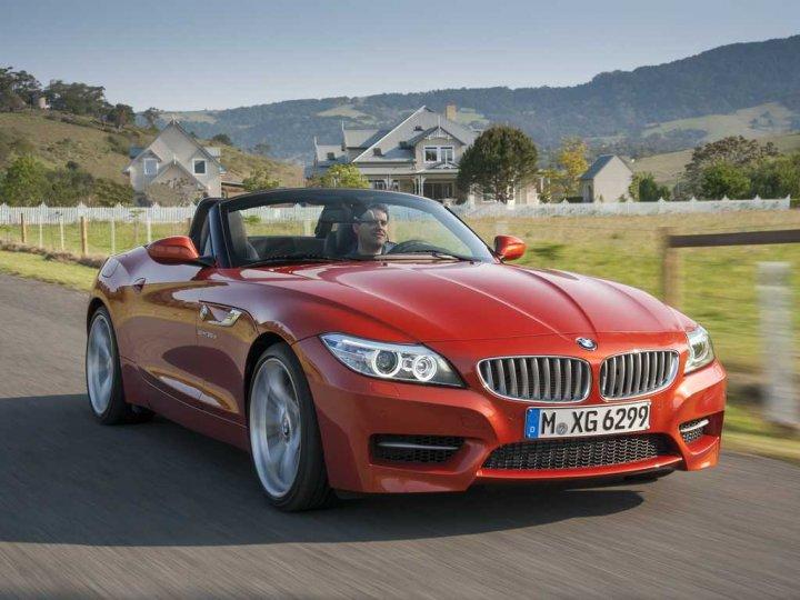 BMW-Z4-Nuova