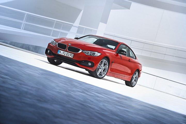 bmw-serie-4-rossa