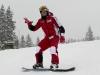 ducati-wrooom-2013-nicky-hayden-con-snowboard