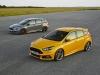 Ford-Focus-ST-Lato-Giallla-e-Grigia
