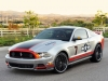 Ford 2013 Red Tails Mustang