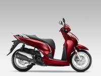 Honda-SH300i-ABS-2015-Pearl-Siena-Red-2