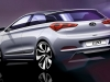 Hyundai-nuova-i20-Stketch-Dietro