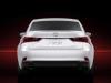Lexus-IS-nuova-Dietro