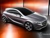 Mercedes Benz Concept A Lato