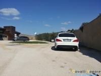 Mercedes-CLA-45-AMG-Shooting-Brake-Bianca-Posteriore