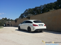 Mercedes-CLA-45-AMG-Shooting-Brake-Bianca-Tre-Quarti-Posteriore