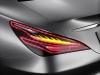 Mercedes Concept Style Coupe Dettagli Fanali Posteriori