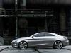 Mercedes Concept Style Coupe Lato
