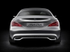 Mercedes Concept Style Coupe Dietro