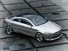 Mercedes Concept Style Coupe Tre Quarti