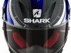 shark-race-r-pro-carbon-race-blu-replica-fronte