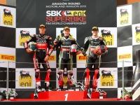 Superbike-2015-Aragon-Gara-1-Podio