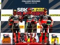 Superbike-2015-Imola-Gara1-Podio