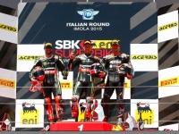 Superbike-2015-Imola-Gara2-Podio