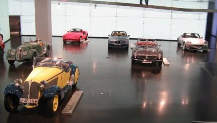 Il Museo BMW un sunto del mondo BMW