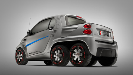Rinspeed Dock+Go a Ginevra il nuovo concept