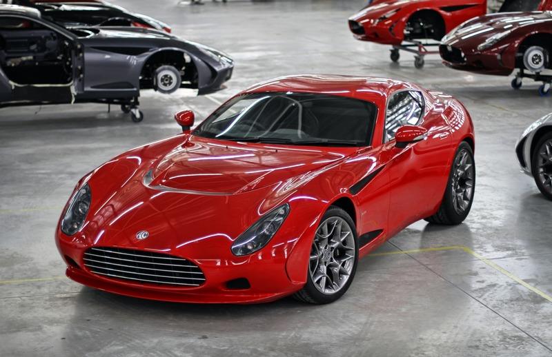 Zagato e AC Cars insieme per una GT sportiva ed elegante la 378 GT