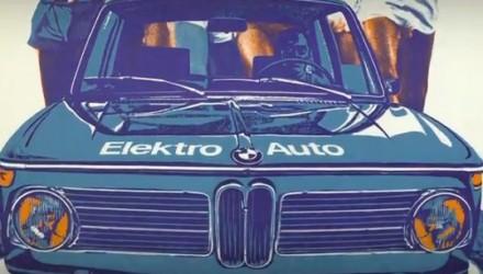La prima BMW elettrica