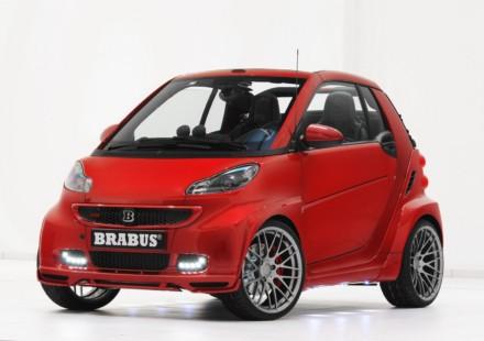 Serie limitata per l'ultima creazione Brabus su base Smart