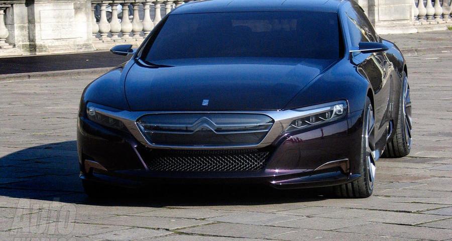 La Famiglia Citroen DS si allarga con la concept coupe 4 porte DS9