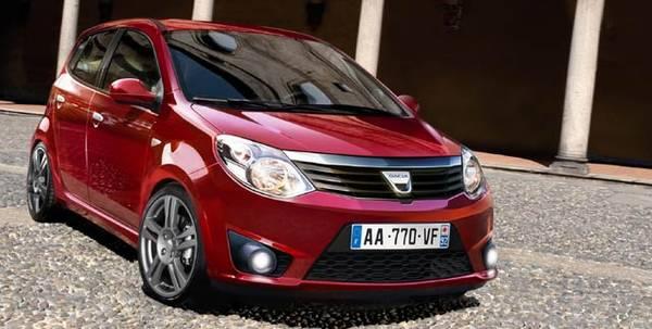 La entry level della Dacia