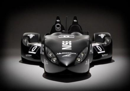 L'auto che assomiglia alla BatMobile alla 24 Ore di Le Mans