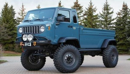 Easter Jeep Safari 6 nuove concept Jeep