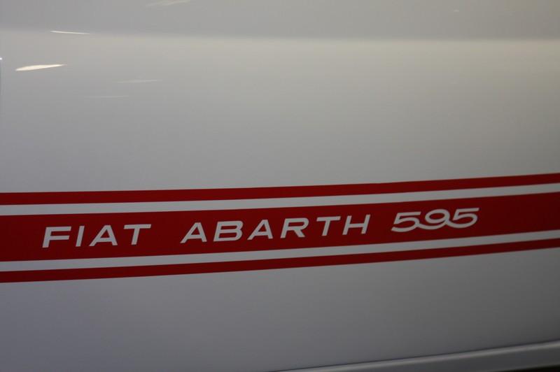 Abarth 595 vecchia e nuova a confronto