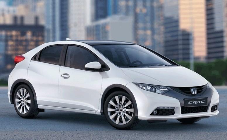 Nuova Honda Civic dal 3 Marzo nei concessionari.